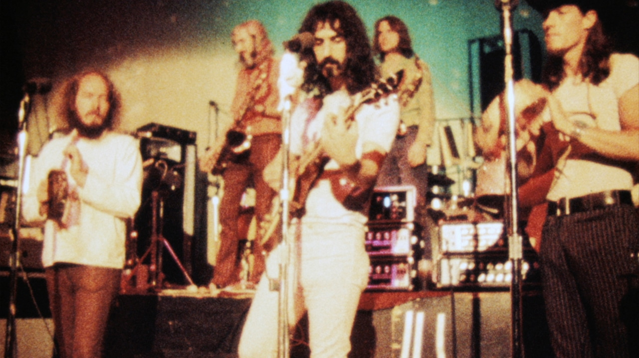 Il docu-film su Frank Zappa ha il suo trailer ufficiale thumbnail