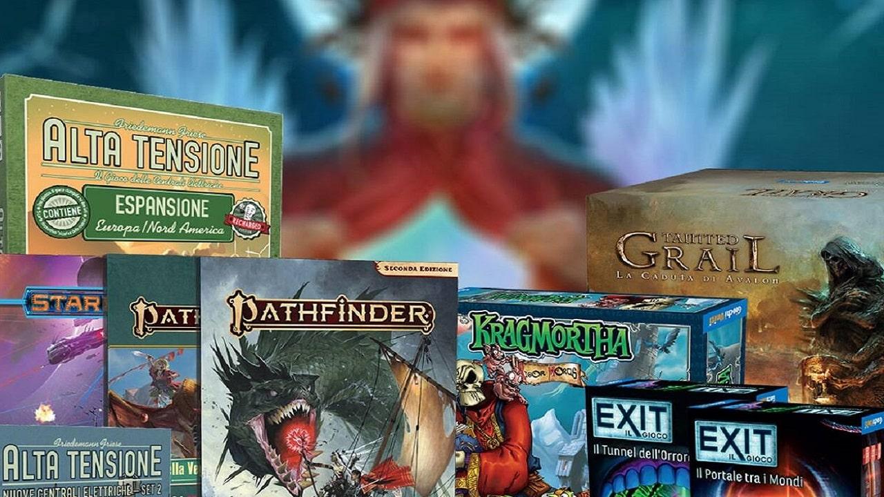 Giochi Uniti: ecco il programma per Lucca Comics & Games 2021 thumbnail