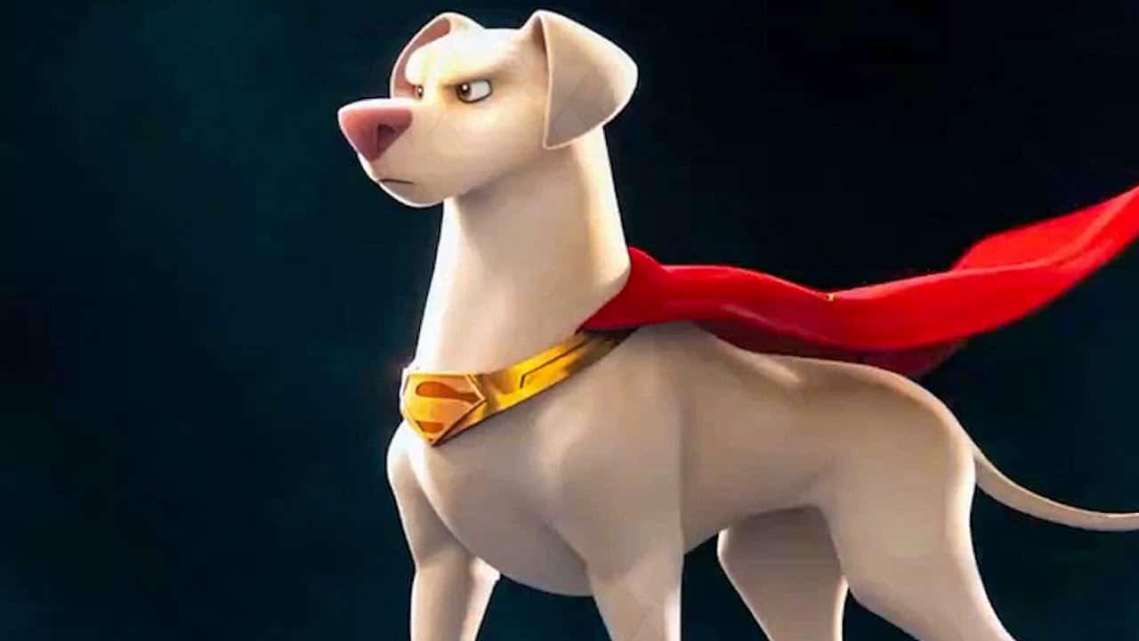League of Superpets: primo teaser per il film sui cuccioli eroici DC Comics thumbnail