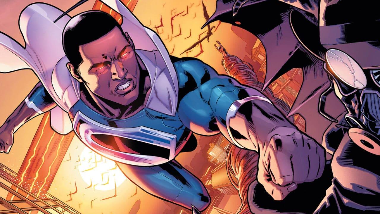 La serie su Superman di Michael B. Jordan trova i suoi sceneggiatori thumbnail