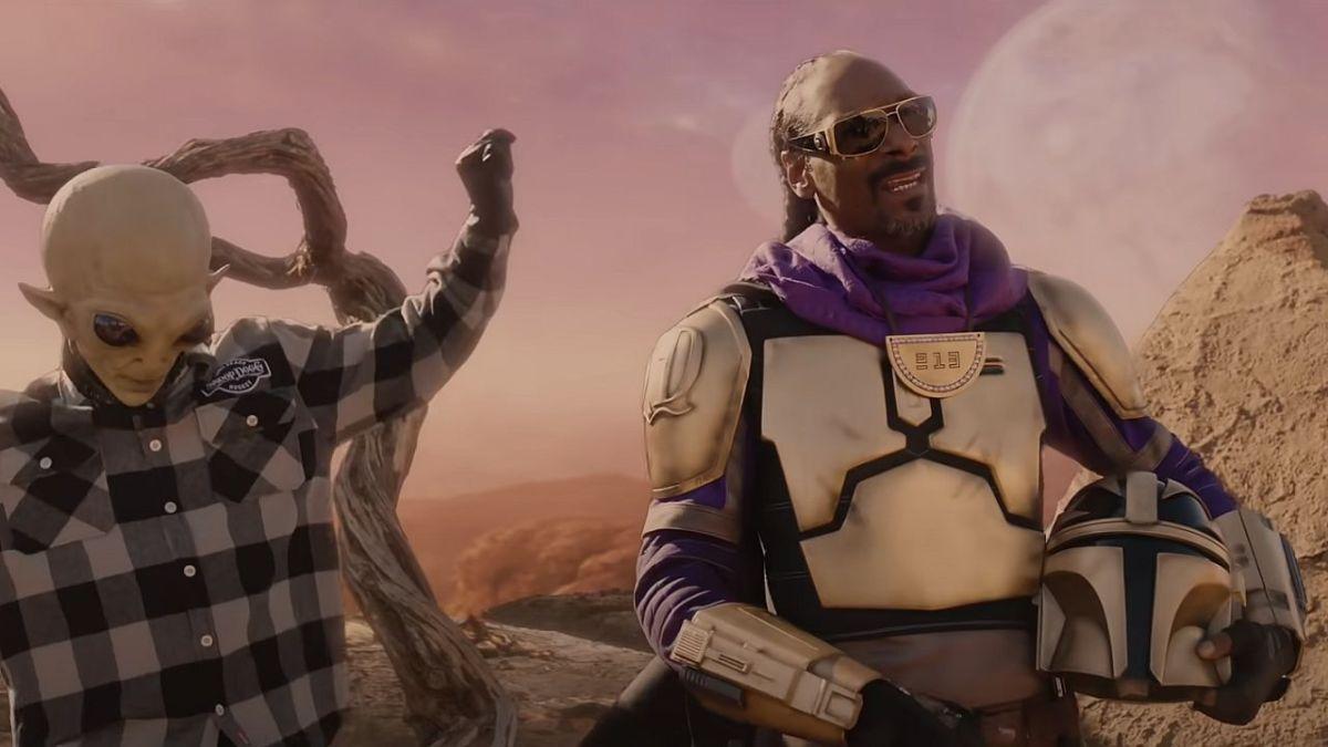 Snoop Dogg diventa un Mandaloriano nel suo nuovo video thumbnail